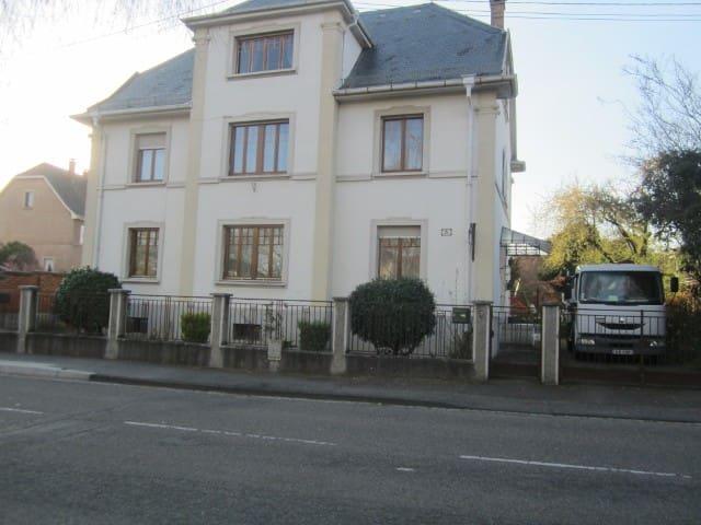 GITE 2  pièces à HAGUENAU  - Haguenau - Apartment