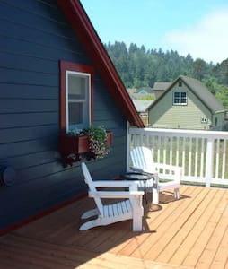 Cozy and Private Vacation Rental - Ferndale - Apartamento