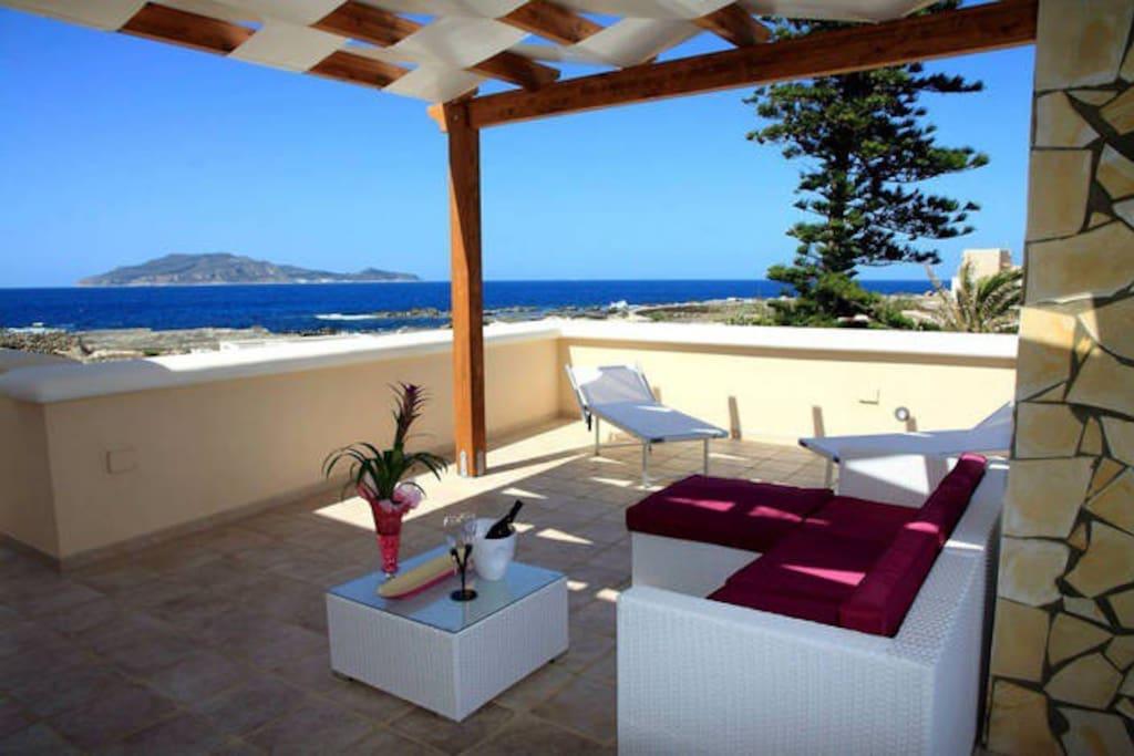 Favignana resort sea 5 apt mare case in affitto a favignana tp italia - Bagni italiani recensioni ...
