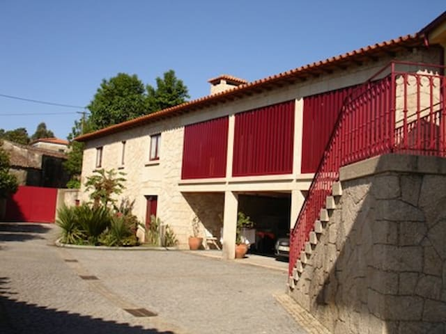 Casa do Tinoco - Gerês (Prozelo - Amares) - Amares Municipality - Huis