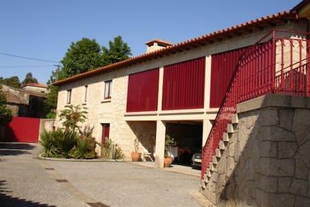 Casa do Tinoco - Gerês (Prozelo - Amares) - Amares Municipality - Дом