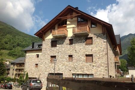 Apartamento en un pequeño pueblo de montaña: ESPOT