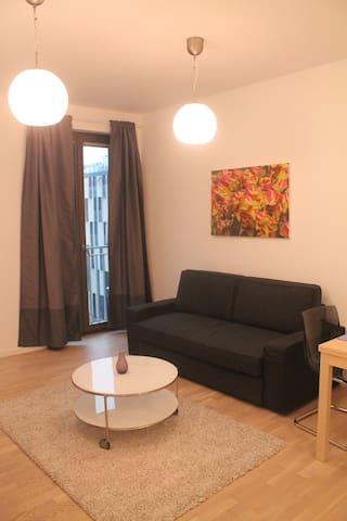 Lovely apartment in central Berlin