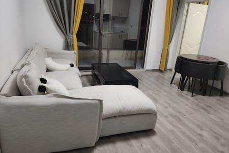 富江庭温馨舒适2室一厅一厨一卫房