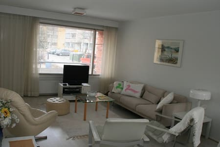 Furnished 3-room flat in the center of Turku - Apartmen