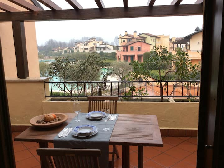 Appartamento MALOMA  in Garda resort Village