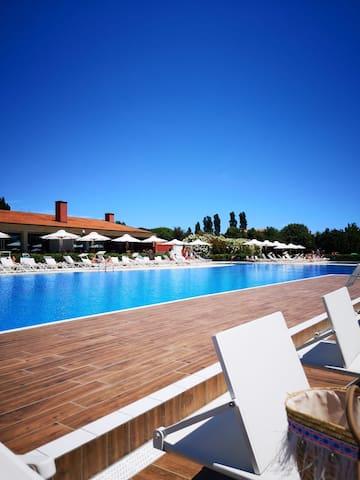 appartamento golf club residence piazza Mazzini