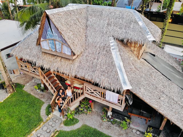 Bayay Nan Surfer  Homestay Room 4