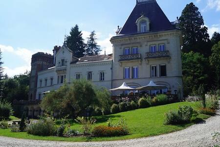 Gîte du Château de la chomette - Bas-en-Basset - Castelo