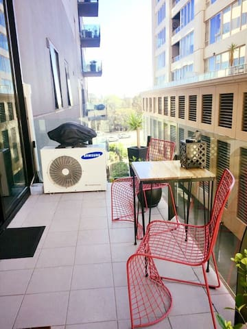 Mansion Apartment - Melbourne - Byt