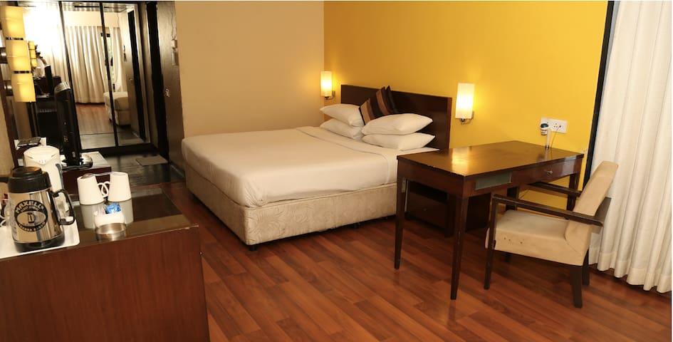 Luxurious Room in Santacruz East - Mumbai - Bed & Breakfast