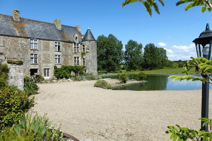 4 star holiday home in Saint-Lô-d'Ourville