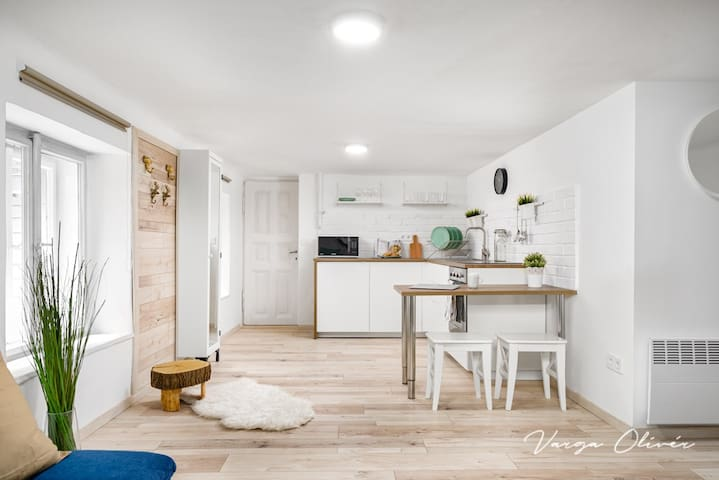 Unique & Cheerful Apartment in the Center / 30sqm