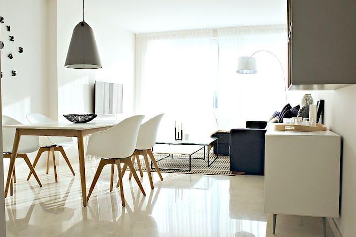 Alcazaba Lagoon - Scandinavian Design