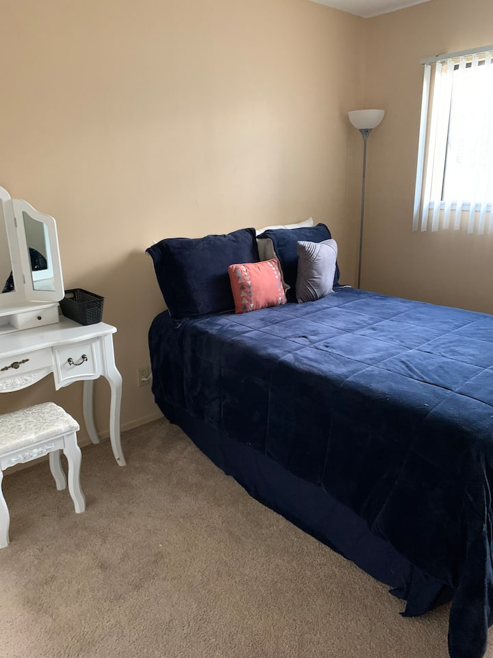 Private room & bath w/full access to entire home.