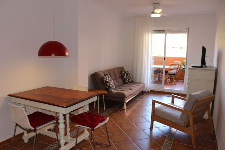 1-Bedroom apartment with hugh terrace - El Ejido - Apartment