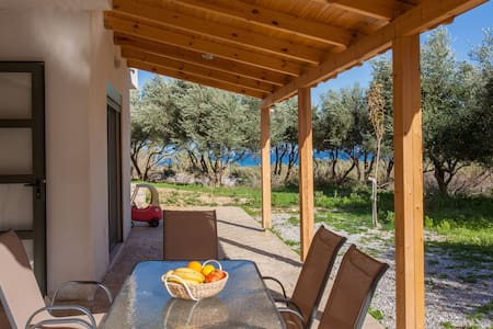 «-30% 4 JUNE!» Olive Tree Farm by the beach-Meleva - Episkopi