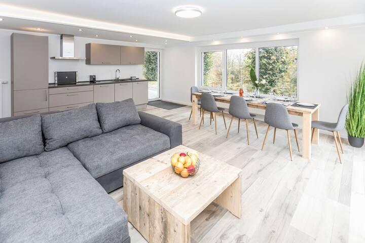 Ferienwohnung/App. für 8 Gäste mit 122m² in Winterberg (120936)