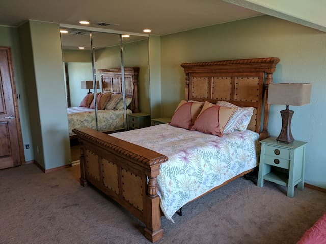 Nice Master Bedroom with attached private bath