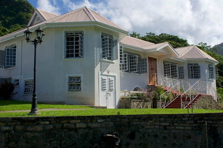 Canegrove House - Grenadines - Vila
