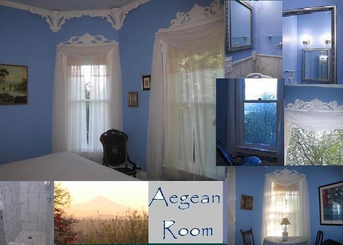 Bellaterra B&B Aegean Room