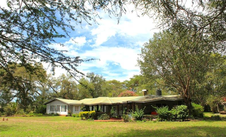 Blue Pacific House Naivasha