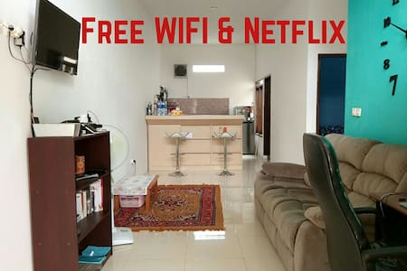 Smart House: WiFi, Netflix, TV - Μπαντούνγκ