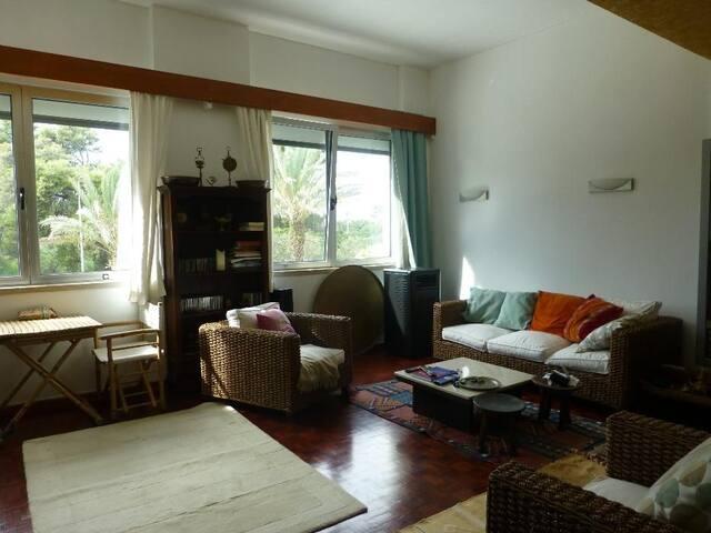 Great apartment by the beach of São João