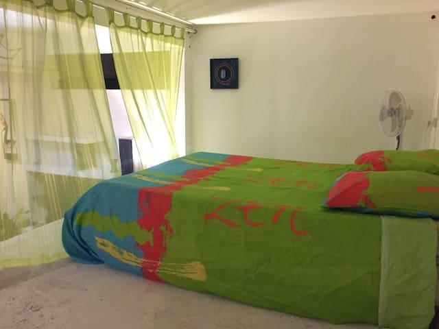 Chambre 2 - mezzanine