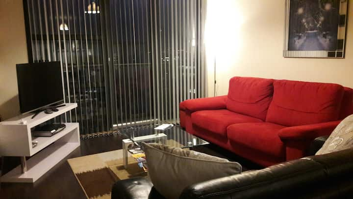 Fabs 2 Bed Apartment in City Centre