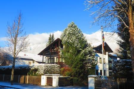 Oase der Ruhe - Garmisch-Partenkirchen
