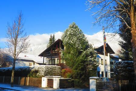 Oasis of tranquility - Garmisch-Partenkirchen