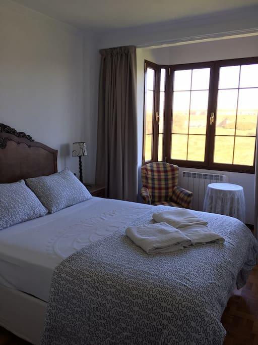 Dormitorio 1 cama de Matrimonio