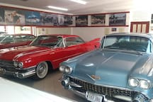 Cadillacmuseum in Keszthely / Cadillac museum in Keszthely / Cadillac Museum in Keszthely