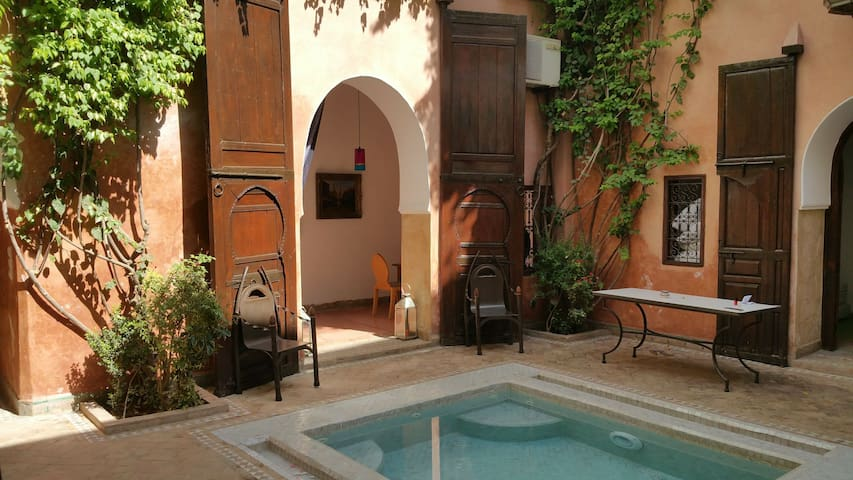 Dar Warda /Marrakech/charming & elegant atmosphere