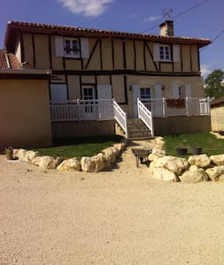 House in Courrensan w/ private pool - Courrensan - Haus