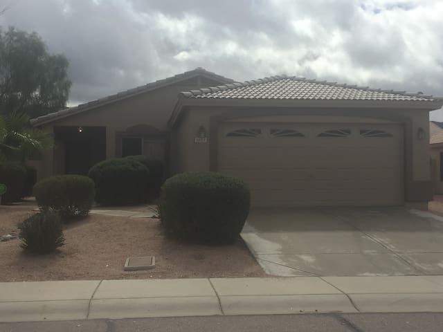 Room 1 near Skyharbor & South Mtn No Cleaning Fee!