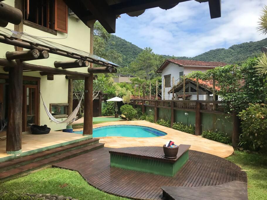 casa estilo Balinês
