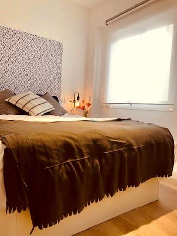 Habitación 2 con cama de 135cm