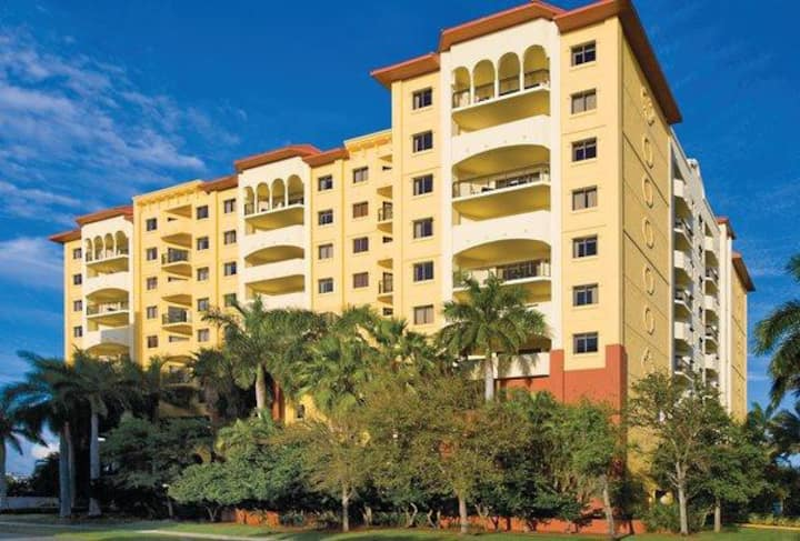 Wyndham Vacation Resorts Sea Gardens - One Bedroom WVR