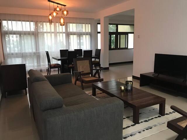 Appartement idéal pour un séjour sans tracas!