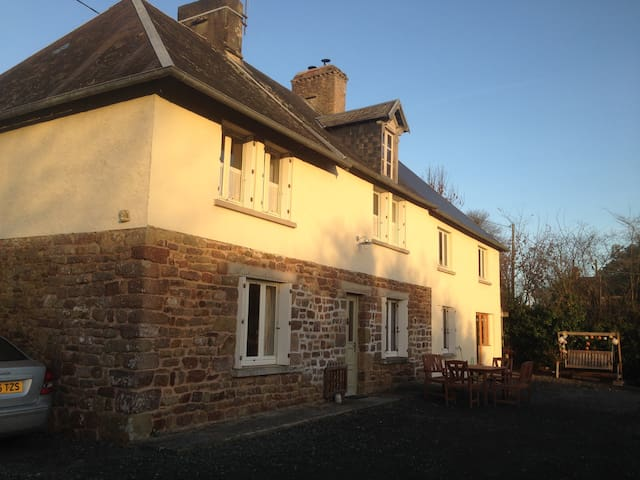 Lovely b'n'b rooms in Normandy - Hambye