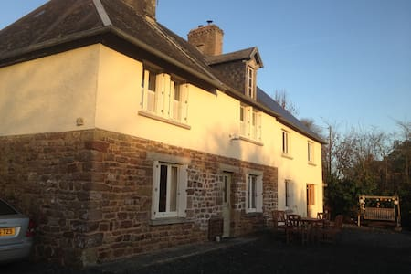 Lovely b'n'b rooms in Normandy - Hambye - Penzion (B&B)