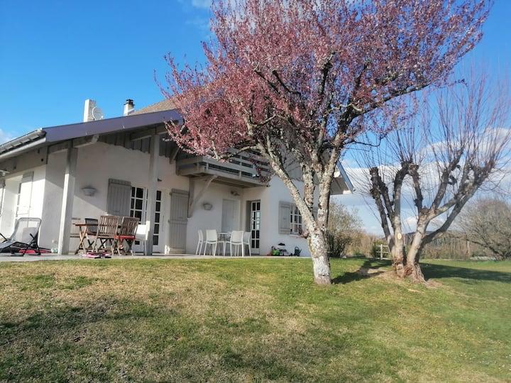 Maison familiale full confort à 25 min d'Annecy