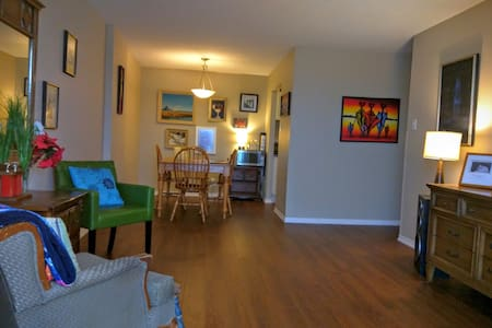 Harbour View, Spacious, Secure Bld, Walk Anywhere! - Halifax