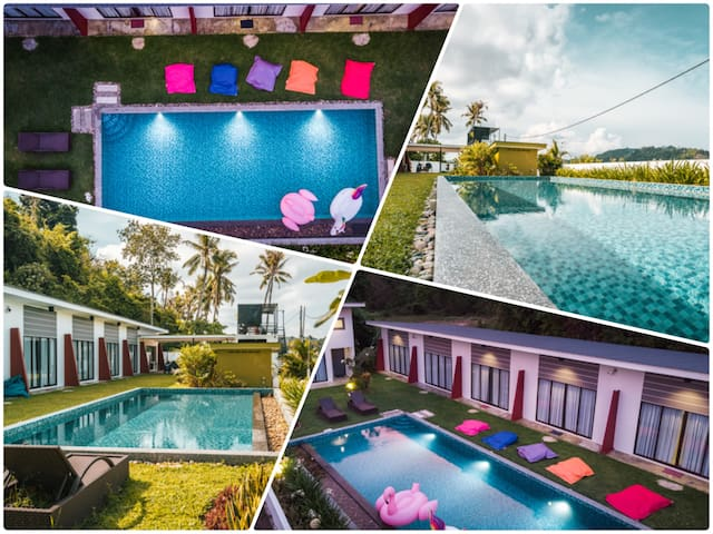 Entire Villa 50% OFF | Private Pool | Near Cenang
