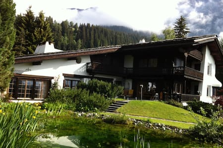 Ski-In, Ski-Out Chalet - Flims