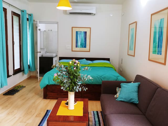 Villa 31, Premium Studio Room with Common Pool