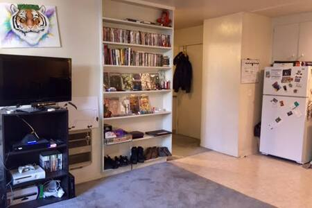 Cozy Downtown Oakland Apt (By Lake Merritt & BART) - Oakland - Lejlighed