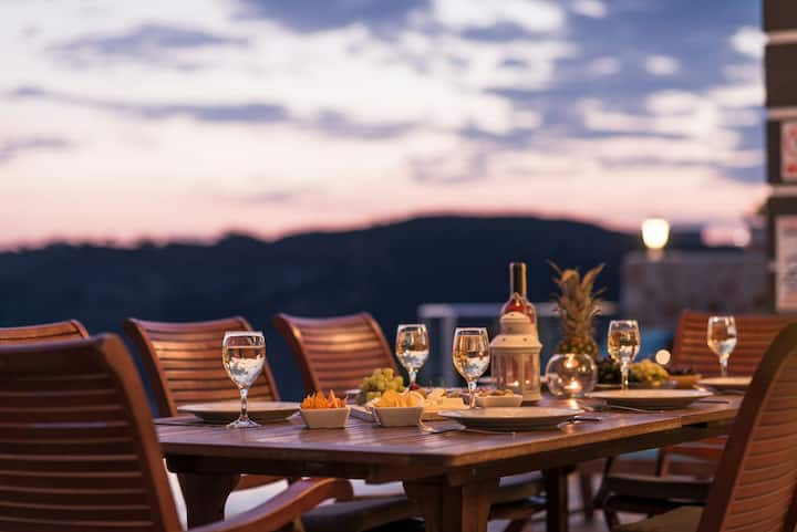 Luxury 5 Bedroom Villa in Kalkan great sea views